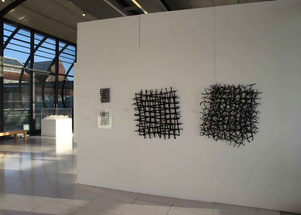 Ann Sutton Oldham installation photo