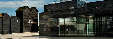 photo of the Jerwood Gallery