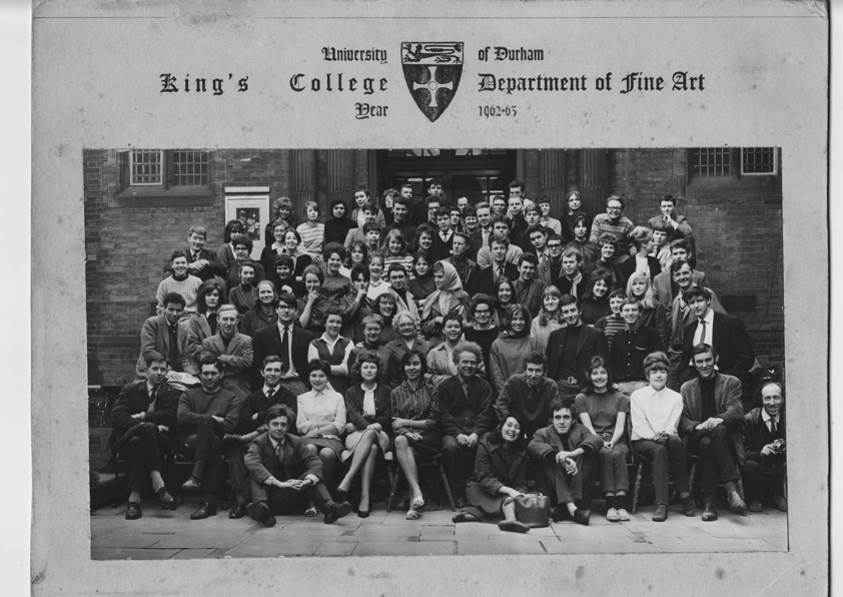 End of Year photo 1962-65